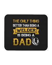 A Welder and a dad Mousepad thumbnail