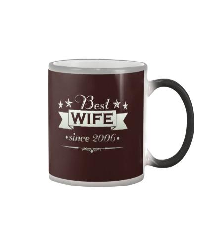 Best wife since 2006