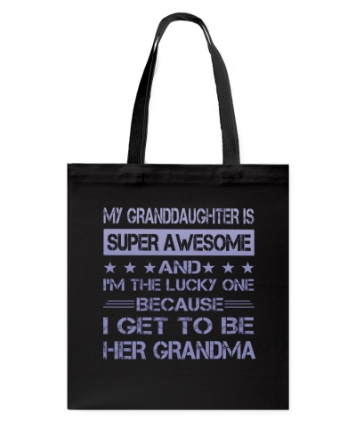 To Be Her Grandma