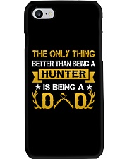 A hunter and a dad Phone Case thumbnail