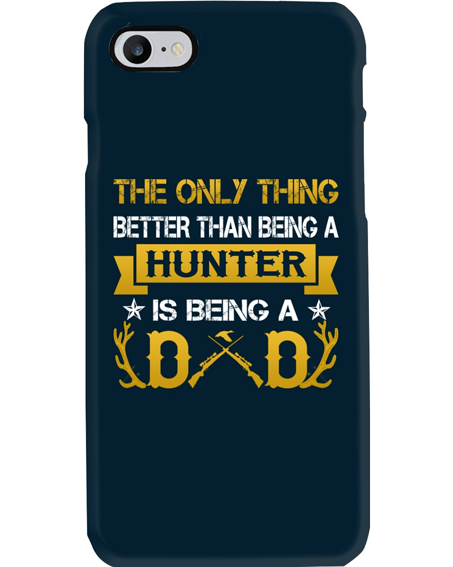 A hunter and a dad Phone Case