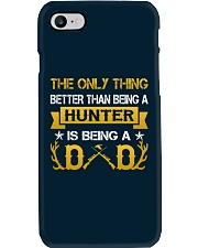 A hunter and a dad Phone Case i-phone-7-case