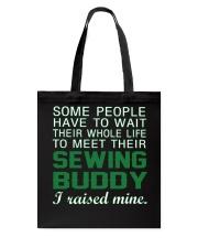Sewing Buddy Tote Bag thumbnail