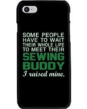 Sewing Buddy Phone Case thumbnail