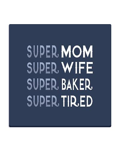 Super Baker Mom