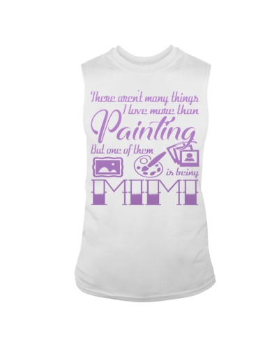 Painting Mimi
