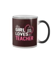 Loves Her Teacher Color Changing Mug thumbnail