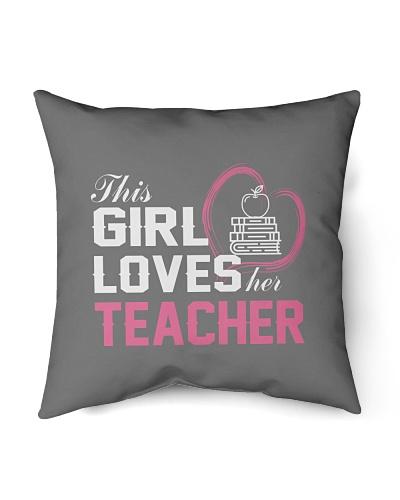 Loves Her Teacher