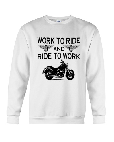 Work to ride