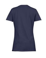 I'M A SWIMMING MOM Ladies T-Shirt women-premium-crewneck-shirt-back