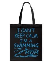 I'M A SWIMMING MOM Tote Bag thumbnail