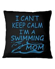 I'M A SWIMMING MOM Square Pillowcase thumbnail
