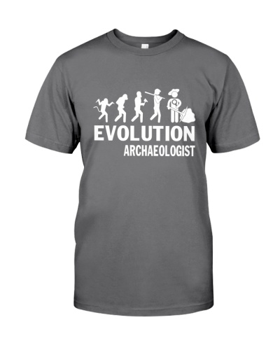 Evolution - Archaeologist