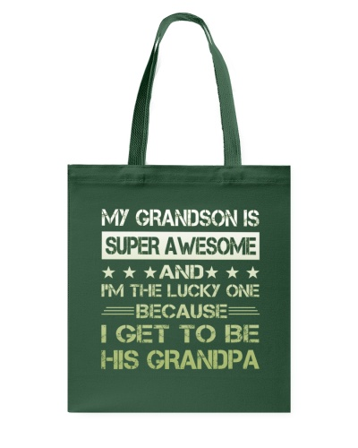 To Be His Grandpa
