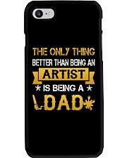 An artist and a dad Phone Case thumbnail
