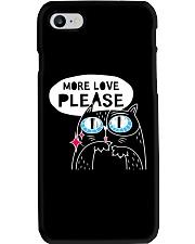 More love please Phone Case thumbnail