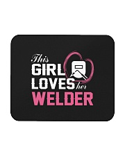 Loves Her Welder Mousepad thumbnail