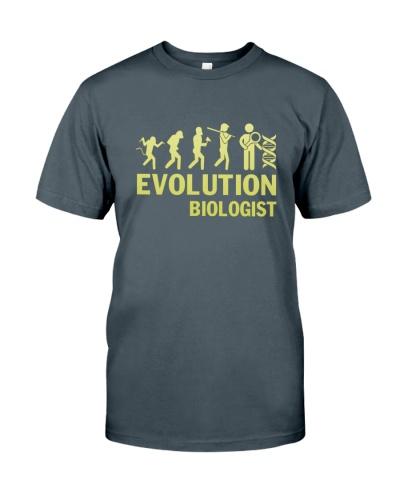 Evolution - Biologist