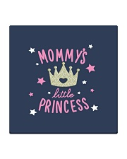 Mommy's little princess Square Coaster front