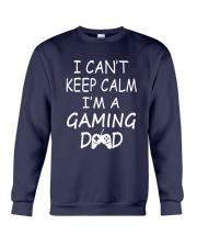 I'M A GAMING DAD Crewneck Sweatshirt thumbnail