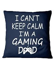 I'M A GAMING DAD Square Pillowcase thumbnail