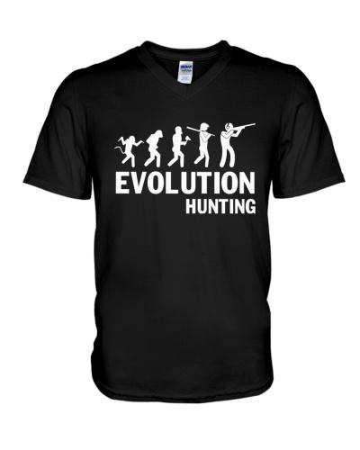 Evolution - Hunting