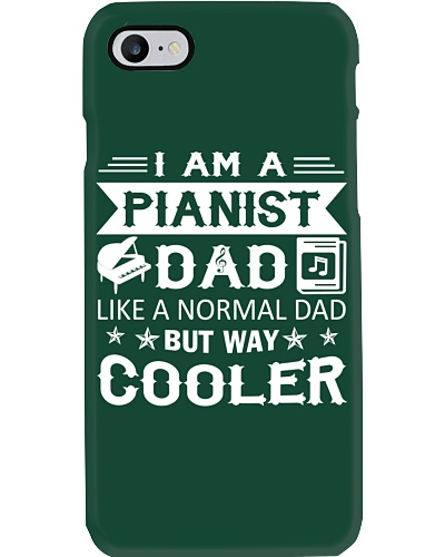 I Am A Pianist Dad
