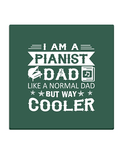 I Am A Pianist Dad