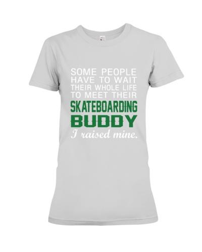 Skateboarding Buddy
