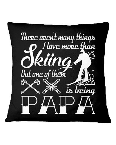 Skiing Papa