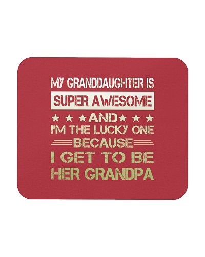 To Be Her Grandpa