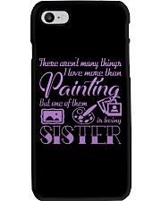 Painting Sister Phone Case thumbnail