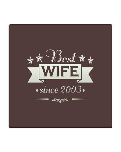 Best wife since 2003