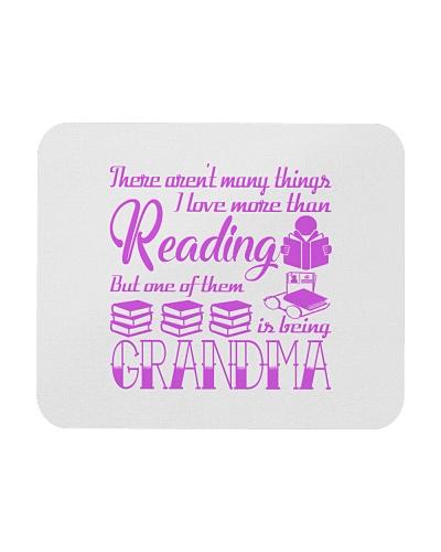 Reading Grandma
