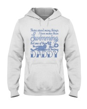 Swimming Daddy Hooded Sweatshirt thumbnail