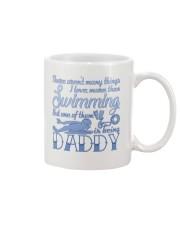 Swimming Daddy Mug thumbnail