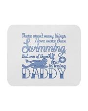 Swimming Daddy Mousepad thumbnail