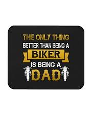 A Biker and a Dad Mousepad thumbnail