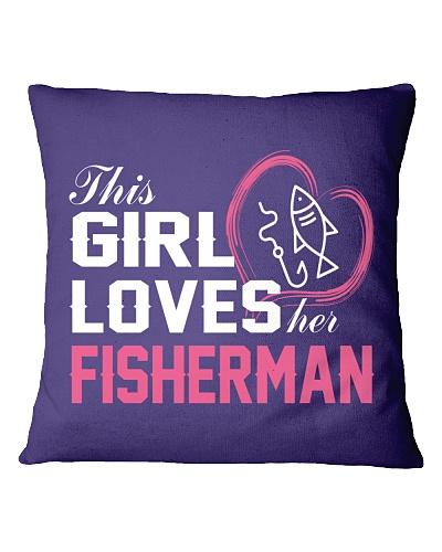Loves Her Fisherman