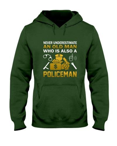 Old Man - A Policeman