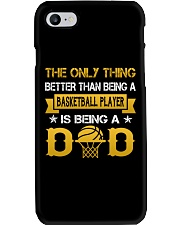 A basketball player and a dad Phone Case thumbnail