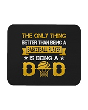A basketball player and a dad Mousepad thumbnail