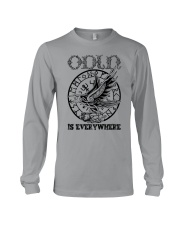 Viking shirt : Odin is Everywhere Long Sleeve Tee thumbnail