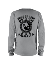 Viking T-shirts : Sonsofodin Valhalla : Wolf Long Sleeve Tee tile