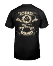Valhalla - Viking Shirt Classic T-Shirt thumbnail