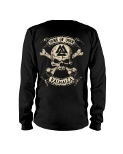 Valhalla - Viking Shirt Long Sleeve Tee thumbnail