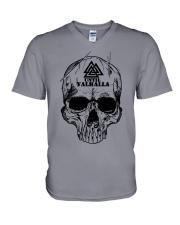 Until Valhalla Shirts - Viking Shirt V-Neck T-Shirt thumbnail