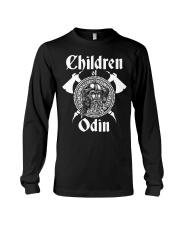 Viking Shirt : Childrend Of Odin Long Sleeve Tee thumbnail