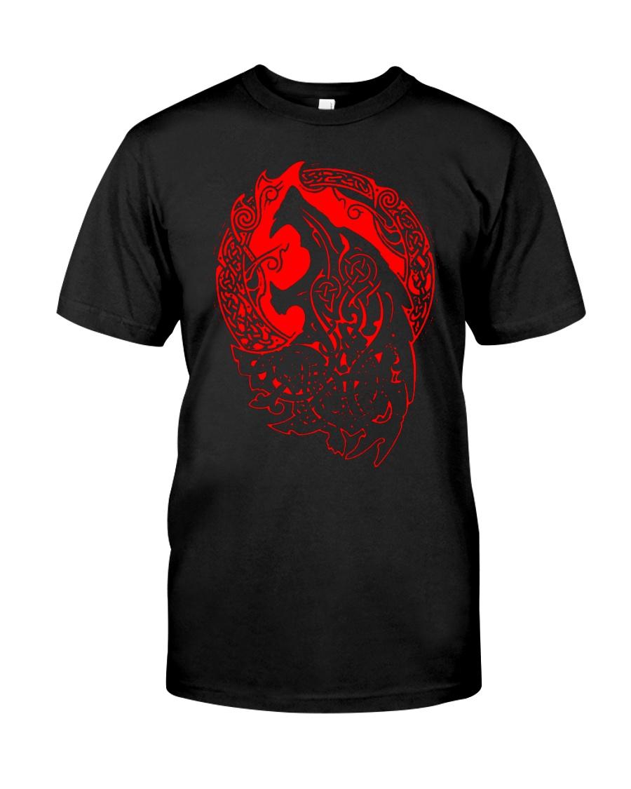 Viking Wolf - Viking Shirts Classic T-Shirt