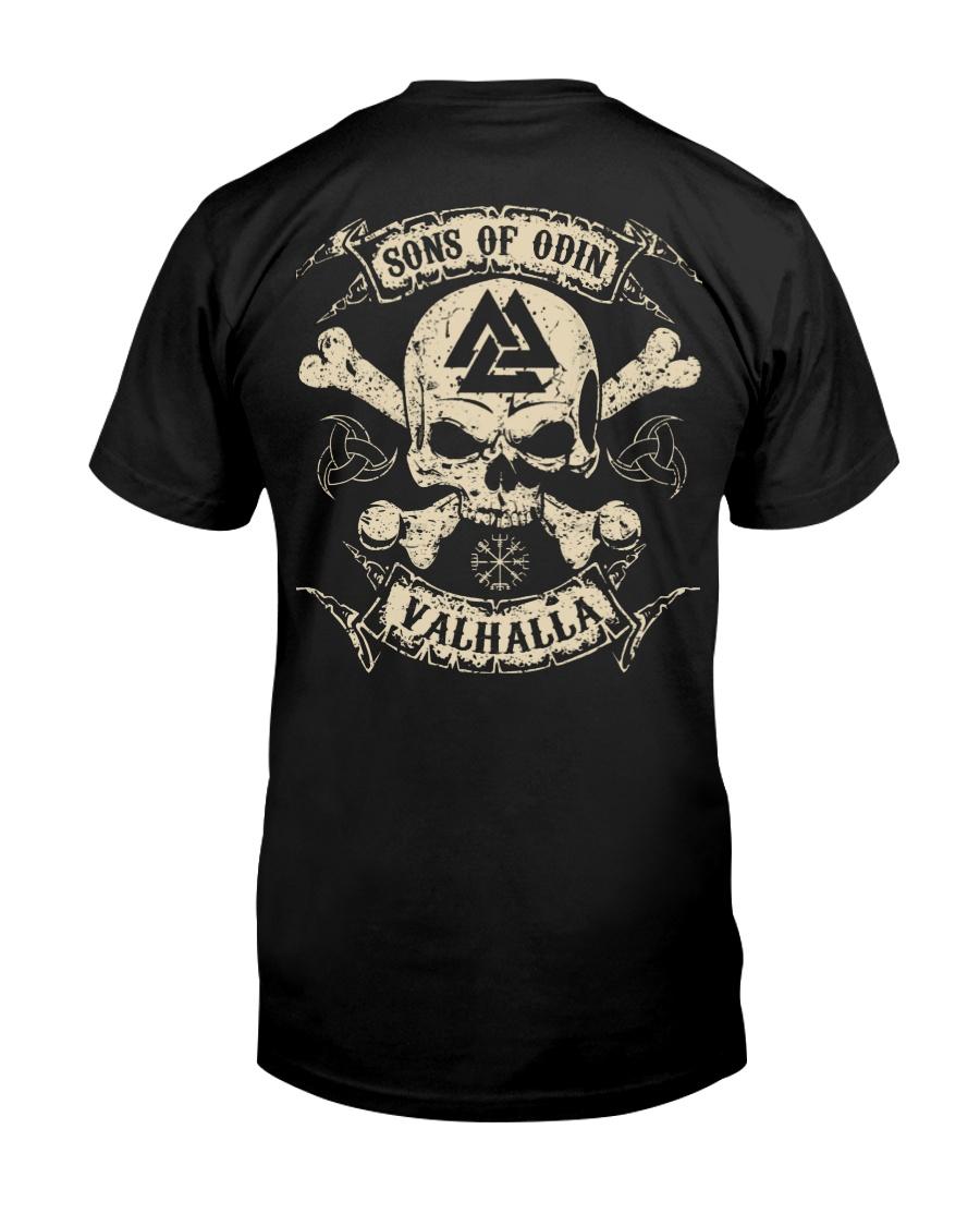 Sons Of Odin - Valhalla - Viking Shirt Classic T-Shirt